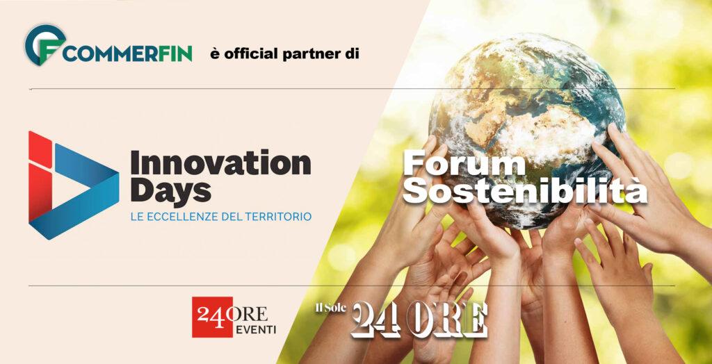 forum sostenibilità e innovation day sole 24 ore